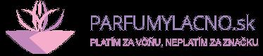 PARFUMYLACNO.sk - www.parfumylacno.sk - platím za vôňu, neplatím za značku