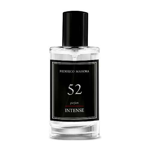 Pánsky parfum FM INTENSE 52 nezamieňajte s HUGO BOSS Boss No.6 Bottled